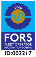 Gold Label FORS Haulage Operator