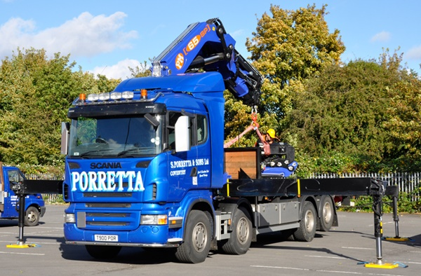 Road Haulage in Coventry