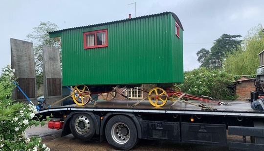 Haulage contract in Warwickshire